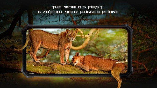rugged phone IIIF150 R2022