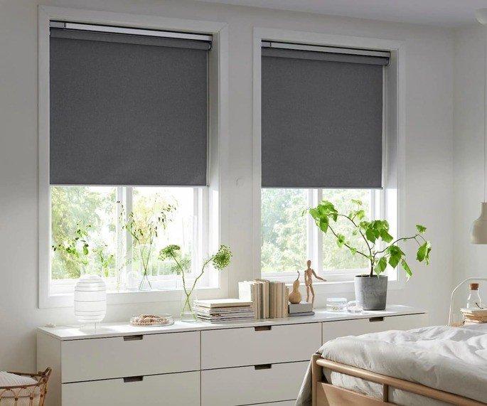 ikea fyrtur cortinas inteligentes