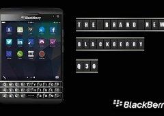 Novo smartphone da Blackberry será anunciado em Setembro