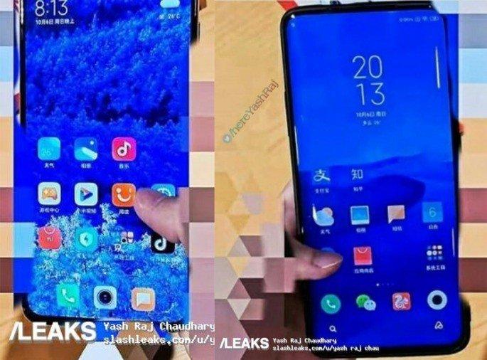 Xiaomi Mi Mix 4 Xiaomi MI Note 10
