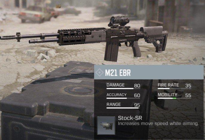 CoD Mobile Sniper