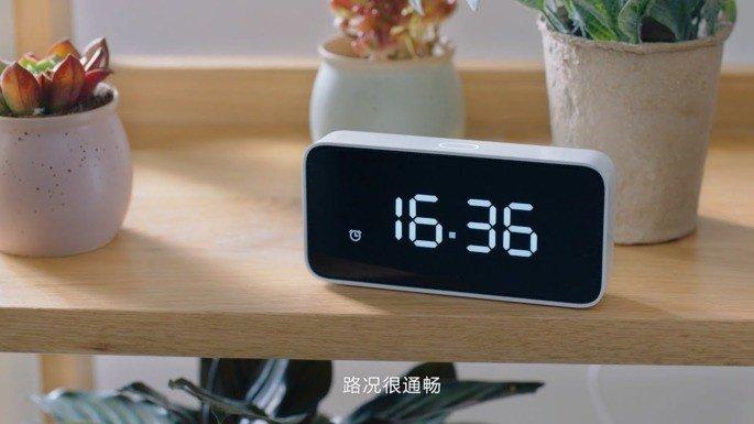 Xiaomi despertador inteligente