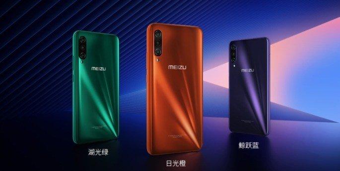 Meizu 16T topo de gama