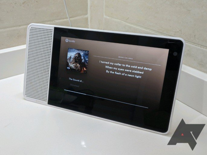 Spotify Smart Display