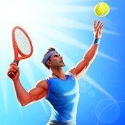 https://play.google.com/store/apps/details?id=com.tfgco.games.sports.free.tennis.clash