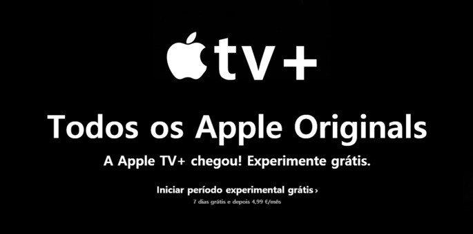 Apple TV+ Portugal