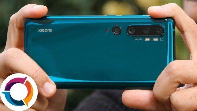 Xiaomi Mi CC9 Pro câmara