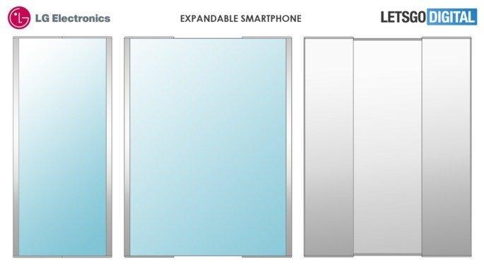 LG patente smartphone