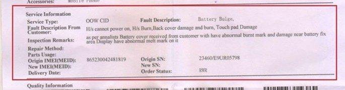 Redmi Note 7s bateria