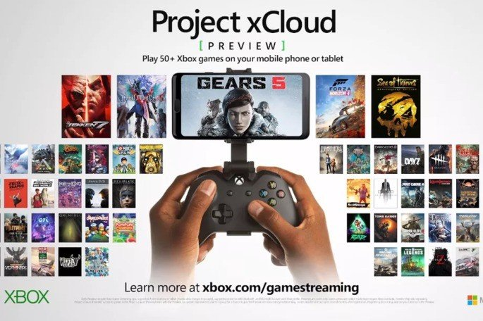Microsoft PRoject xCloud