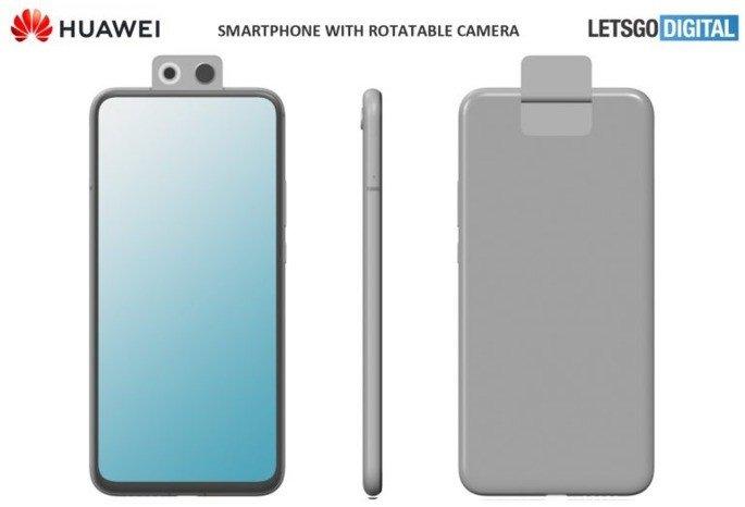 Huawei P Smart render