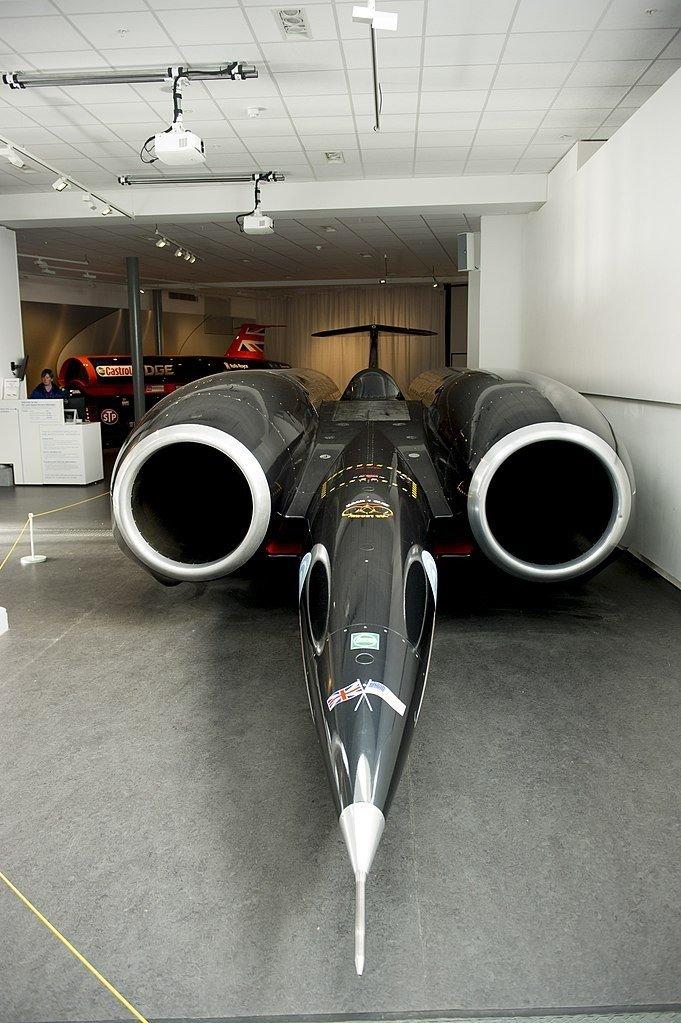 thrust scc