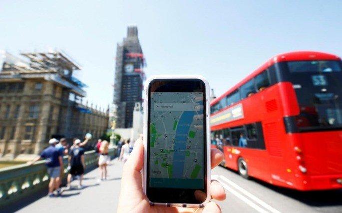 Uber Londres