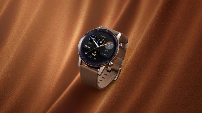 Honor Magic Watch 2 Android smartwatch