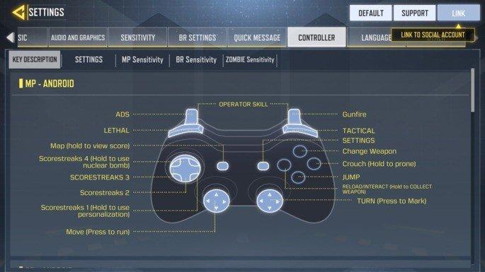 Call of Duty Mobile comando