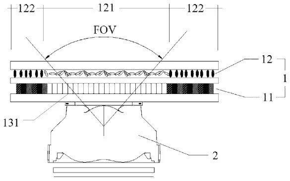 Xiaomi Mi Mix 4 patente