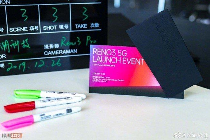 Oppo Reno 3 5G