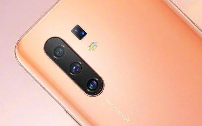 Vivo X30 Pro câmaras
