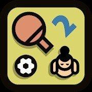 https://play.google.com/store/apps/details?id=com.JindoBlu.TwoPlayerGamesChallenge