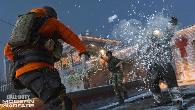 Call of Duty Modern Warfare modo especial