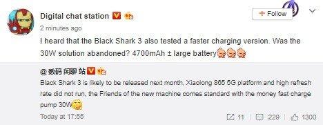 blavk shark 2