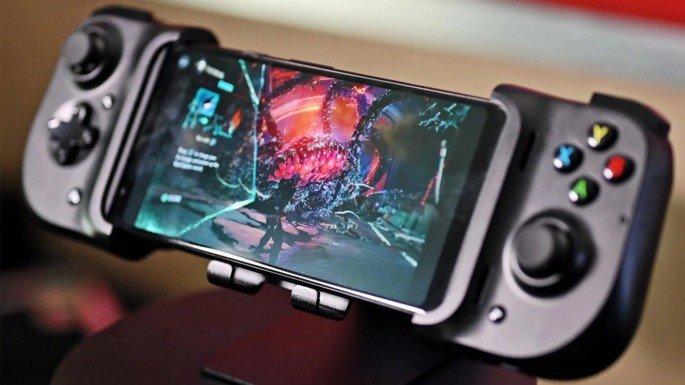 Razer Kishi comando smartphone gaming