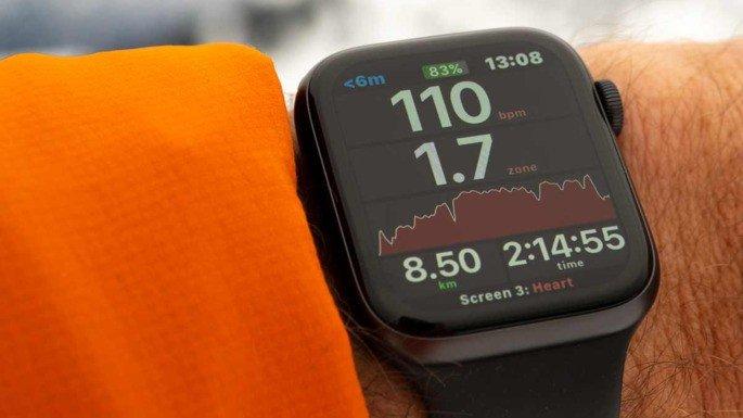 Apple Watch patente