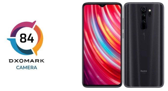 Xiaomi Redmi Note 8 Pro DxOMark