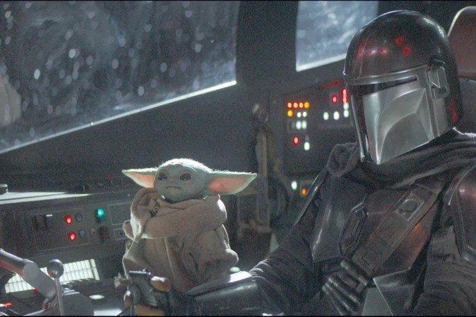 Disney Baby Yoda