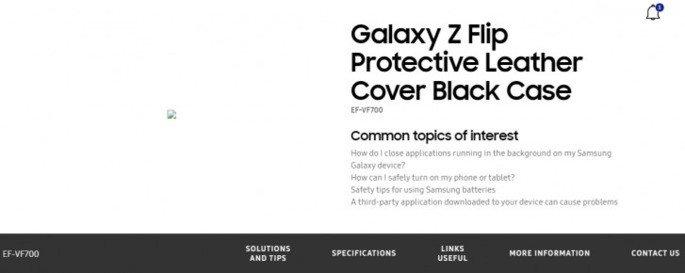 Samsung Galaxy Z Flip Roménia