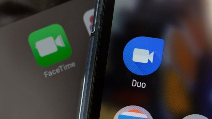 Google Duo Facetime