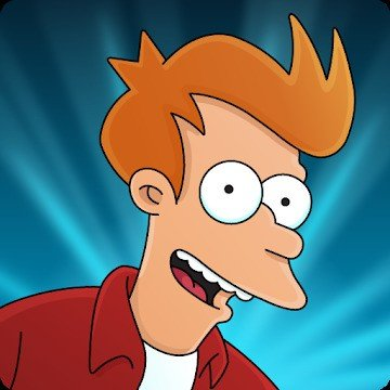https://play.google.com/store/apps/details?id=com.tinyco.futurama