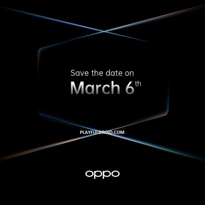 Oppo Find X2 has confirmed submission date! A top of the range you want ...