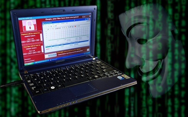 Computador portátil malware
