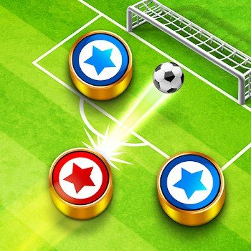https://play.google.com/store/apps/details?id=com.miniclip.soccerstars