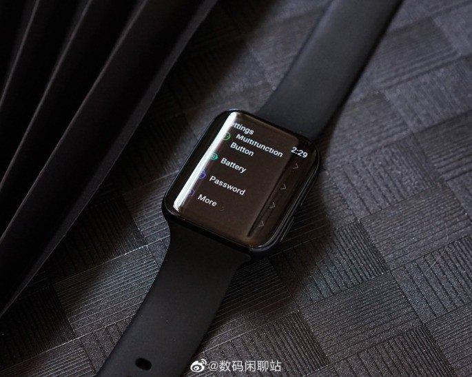 Oppo Watch smartwatch Apple Watch