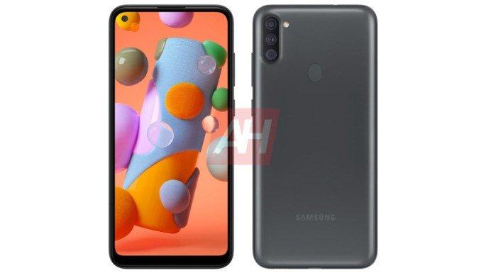 Samsung Galaxy A11 imagem oficial