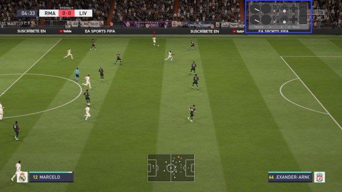 FIFA 20 EA Sports testes