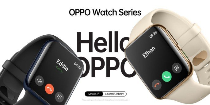 OPPO Watch smartwatch android
