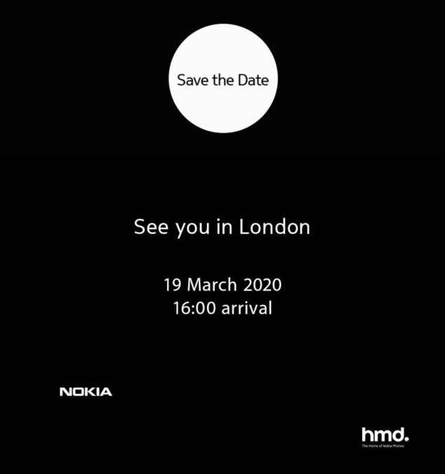 HMD Global Nokia Londres