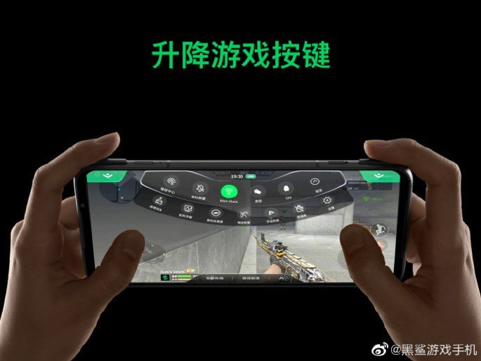 Black Shark 3 gaming smartphone
