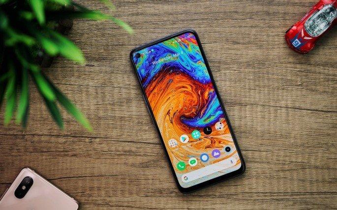Realme 6 smartphone budget