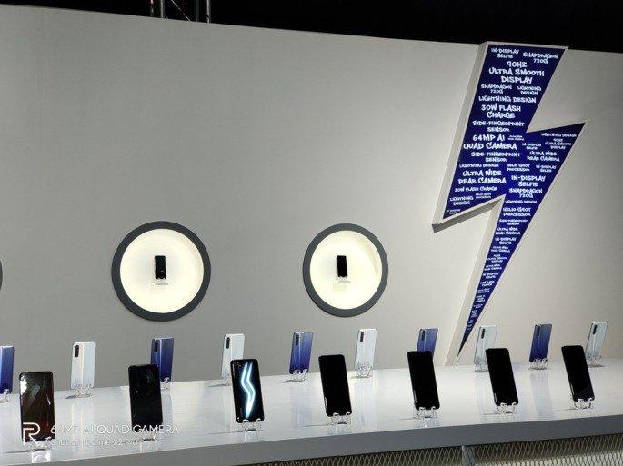 Realme smartphones europa