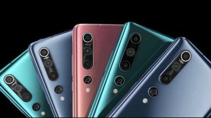 Xiaomi Mi 10 Pro câmaras
