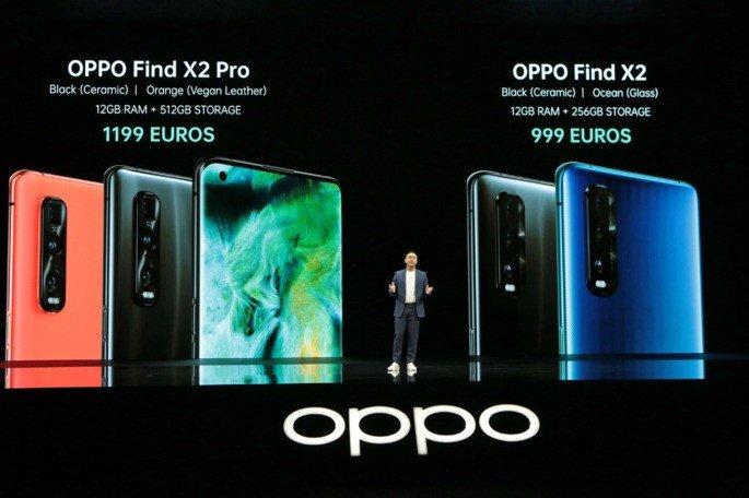 OPPO Find X2 Pro preços