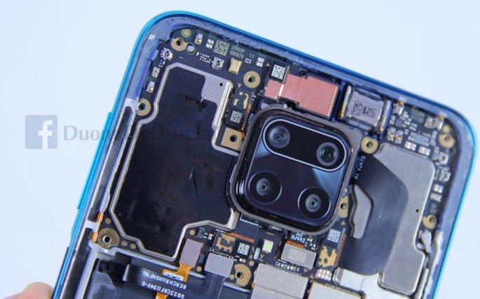 Redmi Note 9 Pro câmaras