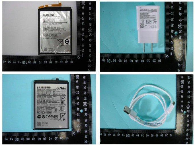 Samsung Galaxy M11 bateria