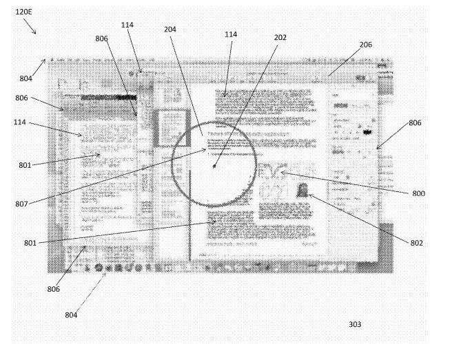 Apple patente privacidade