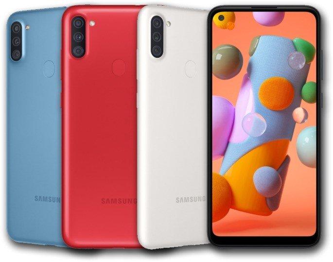 Samsung Galaxy A11 oficial