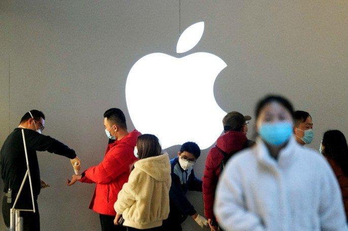 Apple lojas fechadas COVID-19